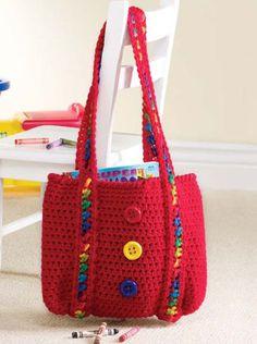 http://thumpysquietplace.yuku.com/topic/86/Crayon-Colors-Tote-Crochet