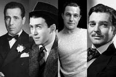 Which Old Hollywood Actor Is Your Soulmate? - Frankly, my dear, I really DO give a damn. - Quiz