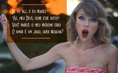 10 frases inspiradoras do novo álbum da Taylor Swift  Música: Blank Space