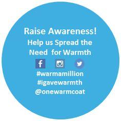 Select a Nonprofit Partner - One Warm Coat