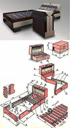 furniture sketch - Modern Furniture Livingroom Interior Design Chairs - White Bedroom Furniture Classic - Furniture S. White Bedroom Furniture, Diy Pallet Furniture, Refurbished Furniture, Farmhouse Furniture, Furniture Layout, Upcycled Furniture, Furniture Plans, Rustic Furniture, Furniture Making