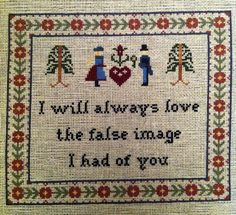 "False Image by Beefranck. I love the accompanying description: ""A wonderful gift for the one you love. Or tolerate."""