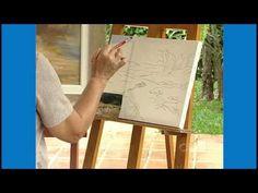 Curso de Pintura a Óleo sobre Tela - Uma Paisagem - Cursos CPT Mais