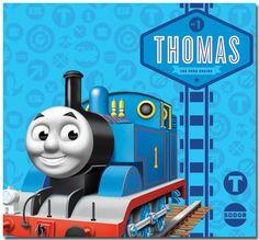 Thomas The Tank Engine DELUXE Scrapbook Album