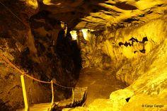 Yalan Dünya Mağarası Gazipaşa