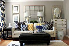 Stylish Neutral Living Room Design Ideas