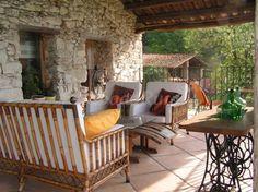 Fotos de Mas Baiè - Casa rural en Sant Esteve de Llémena (Girona) http://www.escapadarural.com/casa-rural/girona/mas-baie/fotos#p=0000000124997
