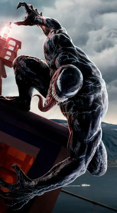 The Best Films of 2018 — Strange Harbors - Marvel Venom Spiderman, Marvel Venom, Marvel Villains, Marvel Vs, Marvel Dc Comics, Marvel Heroes, Marvel Characters, Ps Wallpaper, Marvel Wallpaper
