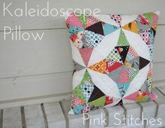 pillows to make quilted - Google Search