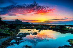 Multi-colour Sunset by Kevin Ainslie on 500px