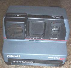 Polaroid Impulse Af Auto Focus 600 Film Self-timer Camera 600 Film, Descendants Costumes, Instant Film Camera, Film Photography, Cameras, Cool Things To Buy, Polaroid, Amazon, Cool Stuff To Buy