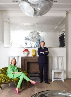 The Art of Living is part of Art Of Living The Classical Manual On Virtue Happiness And - Simon de Pury and his wife, Michaela, open their grand Mayfair home Art Of Living, Living Room Modern, Minimal Living, Inside Art, Interior Decorating, Interior Design, Creative Home, Contemporary Interior, Beautiful Interiors