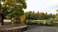 Riverfront Park in the Fall.  Spokane , WA.  (Photo Courtesy of Visit Spokane facebook Page.)