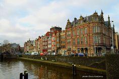 Travel in Clicks: Walking in Amsterdam