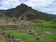 Ruinas de Chavín de Huántar, Perú