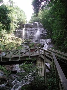 amicalola falls in georgia