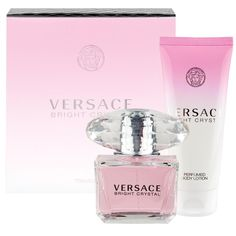 Buy Versace Bright Crystal 90ml 2 Piece Set Online at Chemist Warehouse®