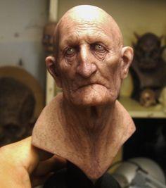Old man by ~BOULARIS on deviantART