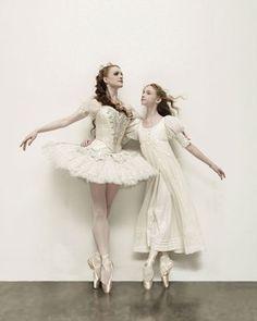 Gillian Murphy and Catherine Hurlin ABT