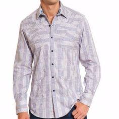Linear Sport Shirt