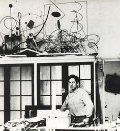 atelierlog: Alexander Calder