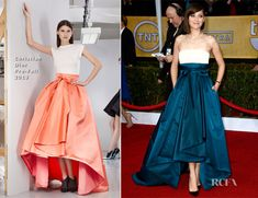 Celebrities and their favorite Red Carpet designers ~ My fashion inspiration