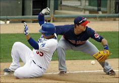 Los Angeles Dodgers vs Cleveland Indians |  Dodger Stadium (Baseball) at Los Angeles ( 06-30-2014 7:10 PM )