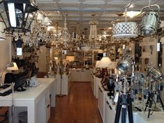 Charleston Showroom Located At 426 King Street Circa Lighting Visual Comfort