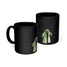 These insanely cool star wars mugs that change when you pour hot water or coffee in them.   22 Color Changing Products That Will Make You Believe In Magic