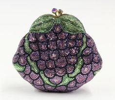 Judith Leiber Grape Cluster Minaudiere
