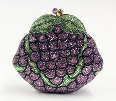 Judith Leiber Grape Cluster Minaudiere