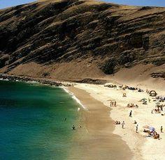 peru beaches - Google Search