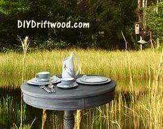 DIY Driftwood product- Driftwood Weathered Wood Finish
