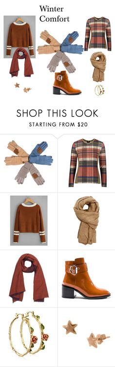 """""""Winter Comfort"""" by rebeccadavisblogger on Polyvore featuring YAL New York, Polo Ralph Lauren, Jeffrey Campbell and Disney"""