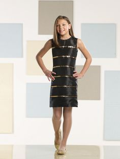 Joan Calabrese For Mon Cheri | Girls Special Occasion Dresses