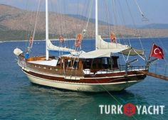 Гулета аренда в Турции фото
