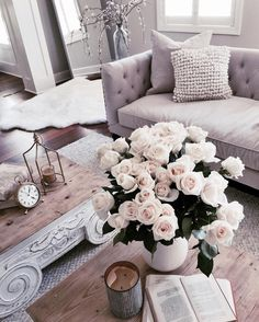 Living Room With Fireplace, Home Living Room, Living Room Decor, Living Room Inspiration, Home Decor Inspiration, Interior Design Living Room, Living Room Designs, Room Interior, Interior Exterior