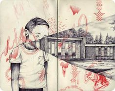 Pat Perry  http://inspirationhut.net/inspiration/awesome-illustrations-by-pat-perry/