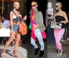 savvystyle likes amber rose's style