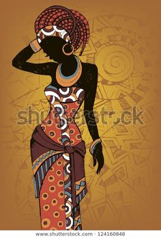 African American Black Art Woman 68 Ideas For 2019 Arte Tribal, Tribal Art, Black Art, Black Women Art, Beautiful African Women, Afrique Art, African Art Paintings, Art Premier, Afro Art