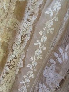 Whispers of Lace!