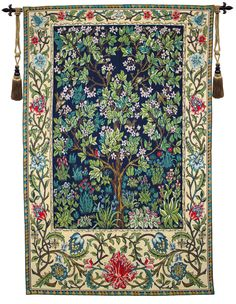 Tree of Life I European Wall Hanging