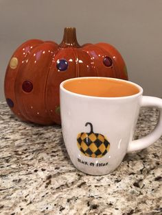 Rae Dunn Halloween Mug - Trick Or Treat