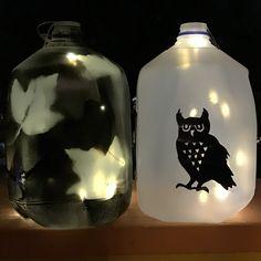 Milk jug lantern Milk Jug, Lanterns, Lamps, Lantern, Light Posts