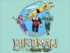 Birdman and The Galaxy Trio (1967)