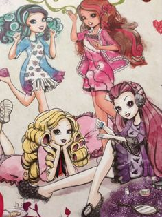 Find images and videos about ever after high, raven queen and apple white on We Heart It - the app to get lost in what you love. Ever After High, Cartoon Shows, Cartoon Art, Most Popular Cartoons, Disney Go, Right In The Childhood, Raven Queen, After High School, High Art