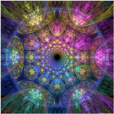 ".""Below your heart is a beautiful place called the sacred chamber & it's located right in the center of your body. Bring your attention to this location of your body, into your sacred chamber. Move your energy inside. Feel this deepest connection to self, who you are, and Source energy."