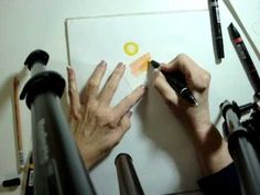 Tips and tricks for using the Prismacolor Premier markers, specifically the Prismacolor Colorless Blender