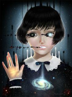 Ilustración digital de Saccstry7