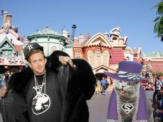 Ryan Gosling Makes The Happiest Place on Earth Even Better